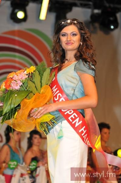 Miss Open Hair 2010