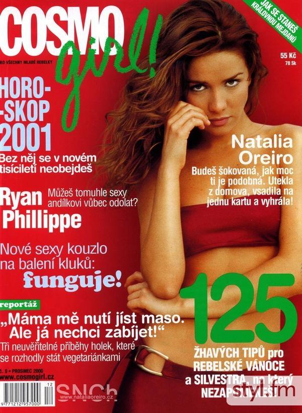 Fryzury Natalii Oreiro