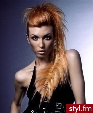 Fryzury na Sylwestra 2012/2013! - Choppy Hairstyles