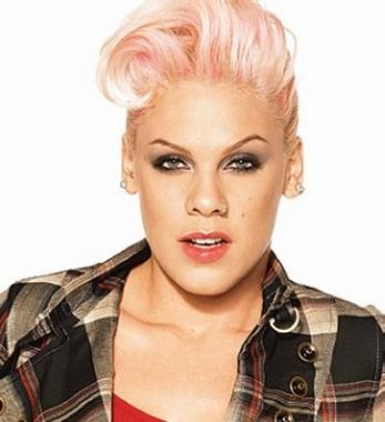 Top 5 Fryzury Pink