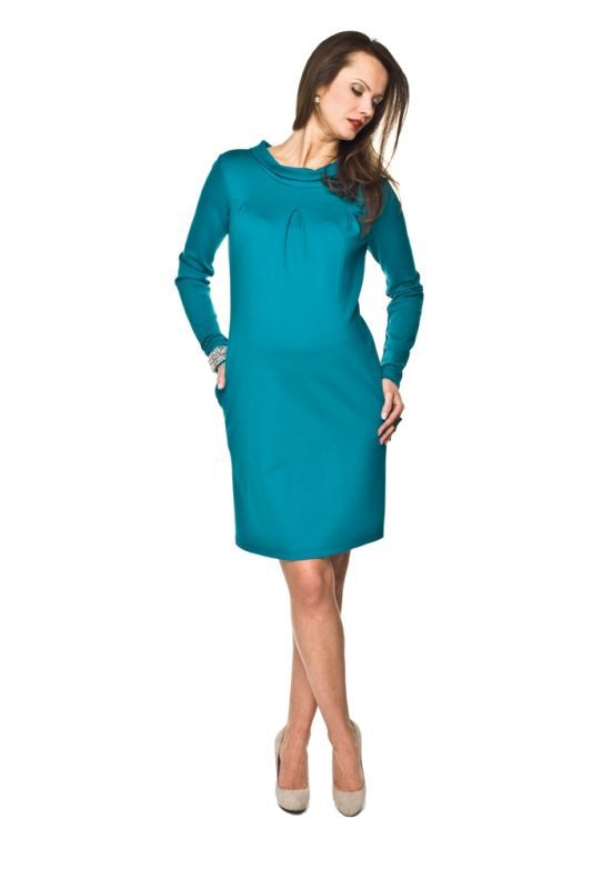 Sukienki Wizytowe Dla Kobiet W Ciąży