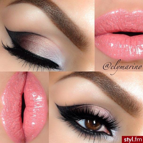 Makijaż Powiększający Oczy Przydatne Triki