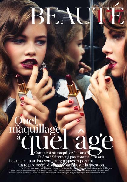 Vogue Paris | Fot. Sharif Hamza