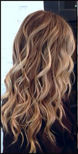 Modne Kolory Włos 243 W Dla Blondynek