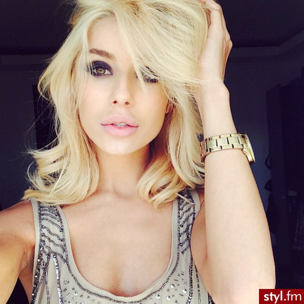 Włosy Do Ramion Dla Charyzmatycznych Blondynek