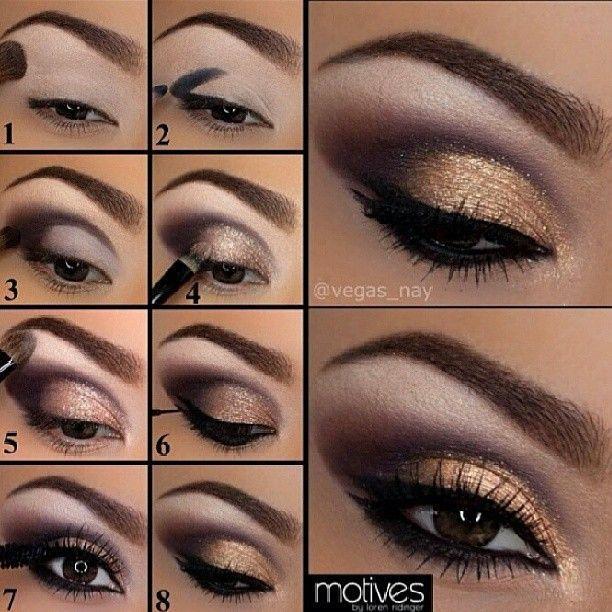 Wybieramy Najpiękniejszy Makijaż Dla Posiadaczek Brązowych Oczu