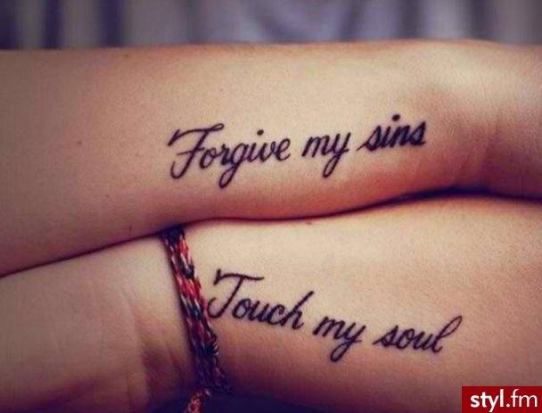 Tatuaże Napisy Galeria Pełna Inspiracji