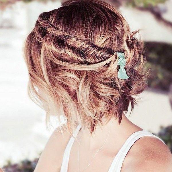 Karnawałowe Fryzury Dla Krótkich Włosów Daj Się Ponieść