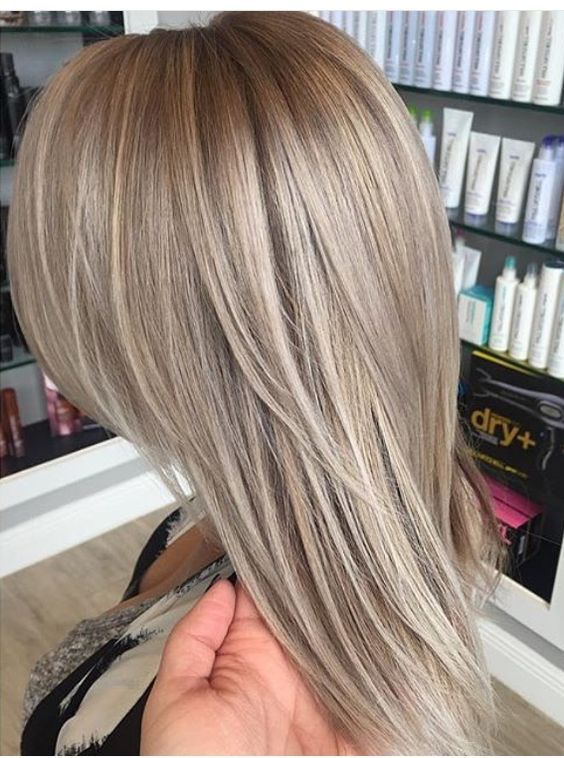 Modne Blondy Na Lato 2016 Baby Blonde Crystal Ash