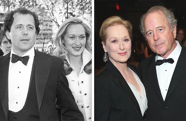 Meryl Streep I Don Gummer- razem 38 lat