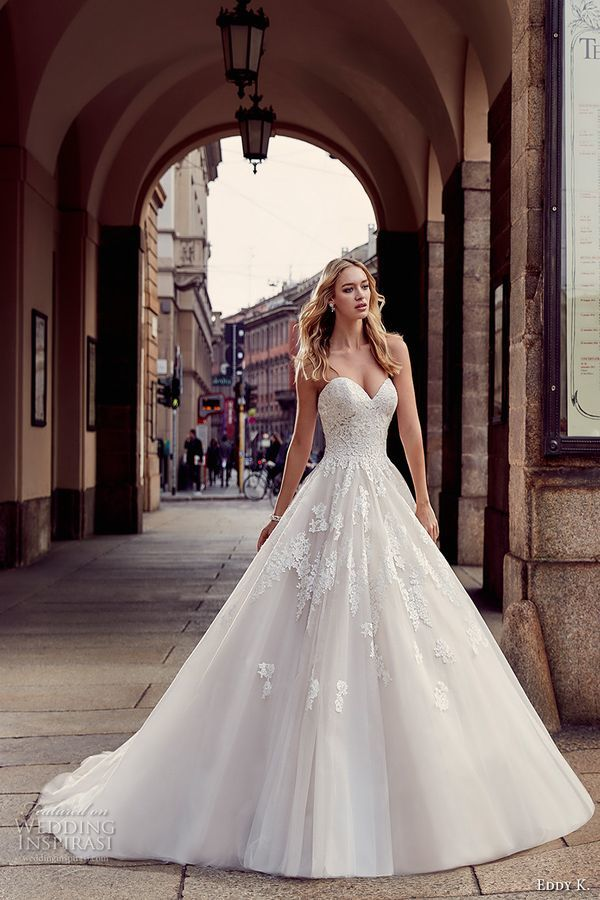 Najpiękniejsze Suknie ślubne Ze Zwężeniem W Talii I