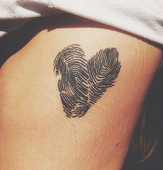 Poruszające Tatuaże Dla Matek Które Chcą Wyrazić Swą Miłość