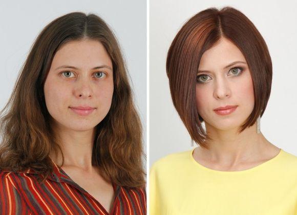 15 Kobiet Które Postawiły Na Zmianę Fryzury I Przeszły