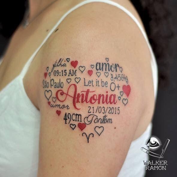Birth Tattoo Ten Tatuaż Jest Hitem Wśród świeżo Upieczonych Mam
