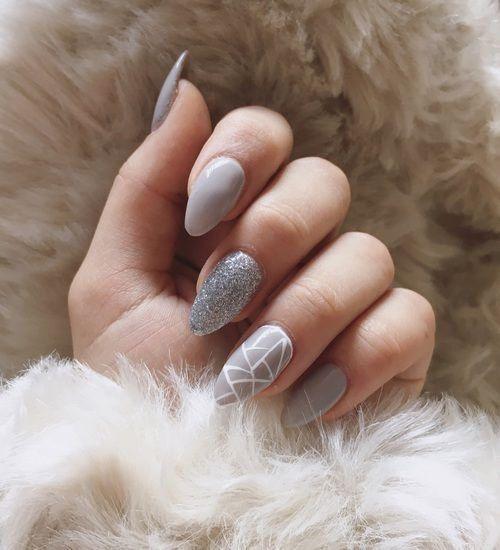 Szary Manicure W Najpiękniejszych Odsłonach Można Się W Nim Zakochać