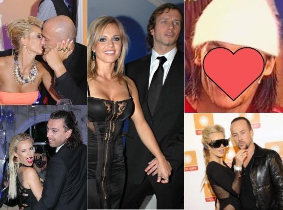 Oprócz drugiego męża, Emila Stępnia, Doda miała 5 partnerów, z którymi pokazywała się na imprezach. Zobaczcie wszystkich facetów Dody!