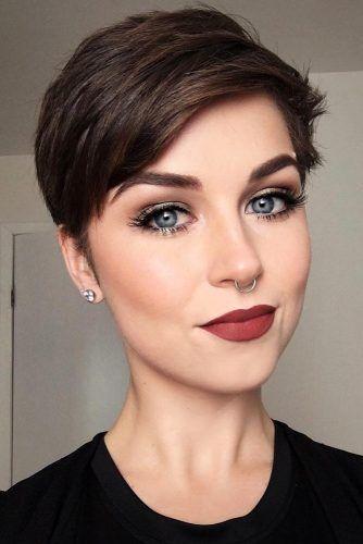 Fryzury Pixie Cuts 2018 Nowoczesne Cięcia Które Odświeżą Twój Look