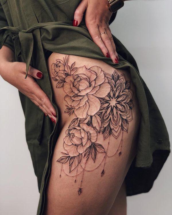 Tatuaże Dla Kobiet Aż 50 Wzorów Które Robią Wrażenie