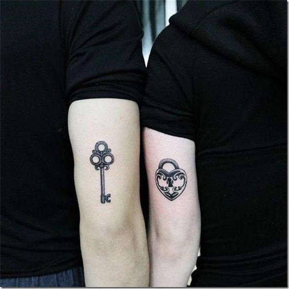 Tatuaże Dla Par 24 Wzory Tatuaży Dla Zakochanych