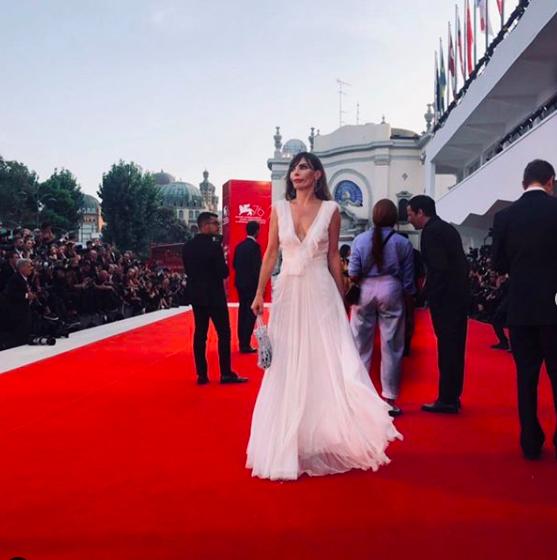 Agnieszka Dygant opublikowała na swoim profilu na Instagramie kilka zdjęć z Festiwalu Filmowego w Wenecji.