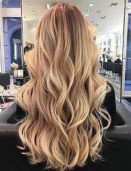 Fryzury Blond Strona 4