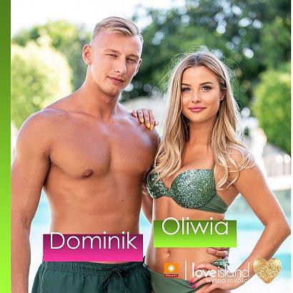 Zobaczcie pierwsze pary w Love Island: Dominika i Ola...