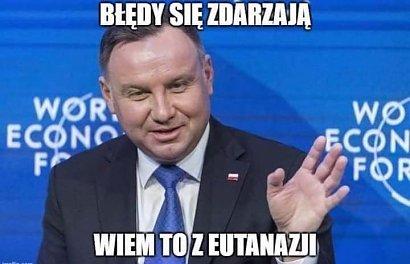 Zobacz memy na temat Andrzeja Dudy i rezurekcji!