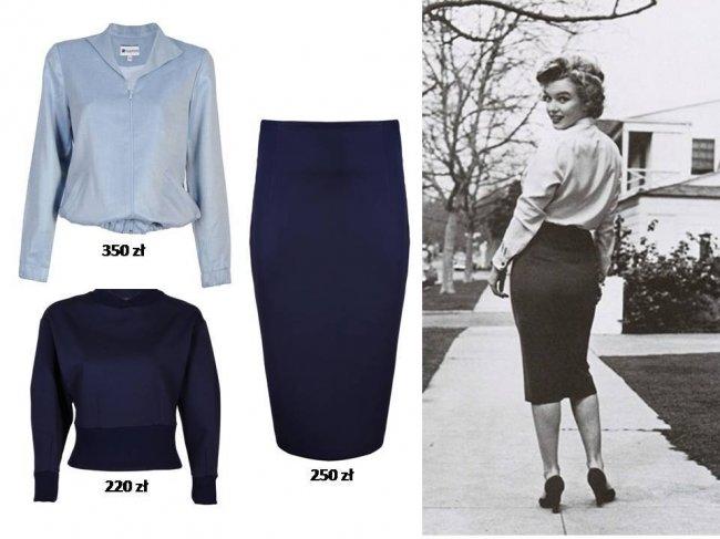 fd012a33 Moda w stylu lat 50-tych
