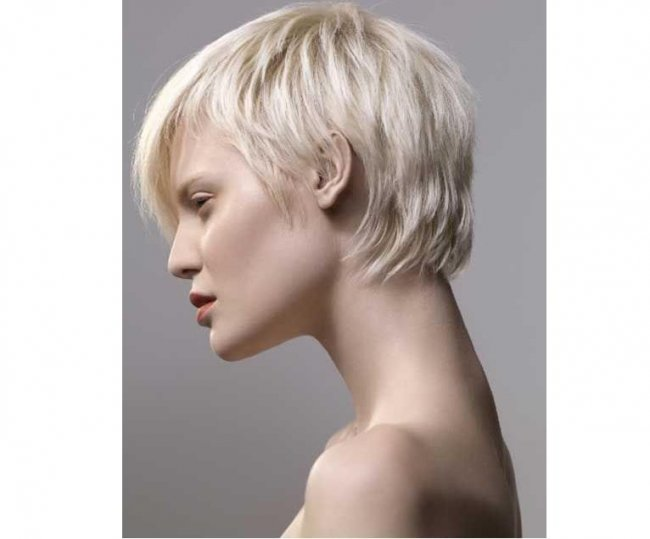 Krótkie Fryzury Blond Te Cięcia Idealnie Podkreślą Jasny