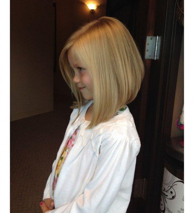 Modne Fryzury Dla Dziewczynek Kr 243 Tkie I P 243 łdługie Cięcia