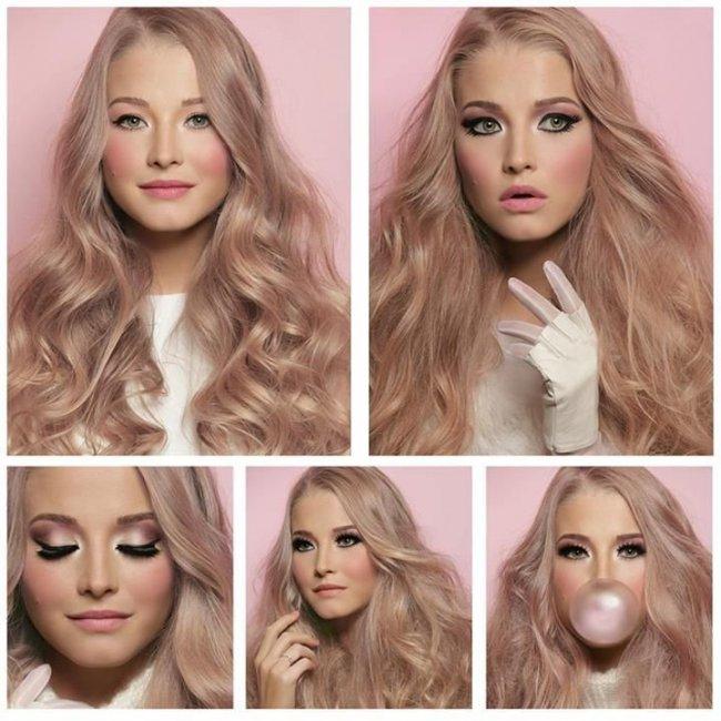 Выбираем правильный цвет волос цвет волос холодный шоколад