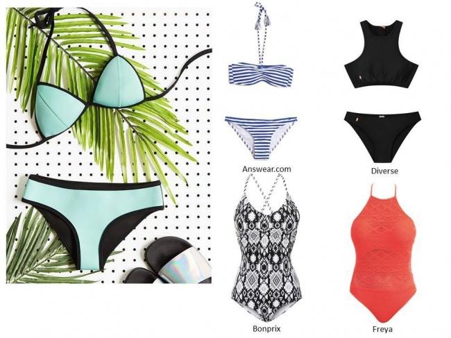 Jaki wzór kostiumu jest w tym roku najbardziej hot? A może warto postawić na minimalizm? Bez względu na to co wybierzesz, najważniejszy jest krój stroju. Komfort to podstawa!