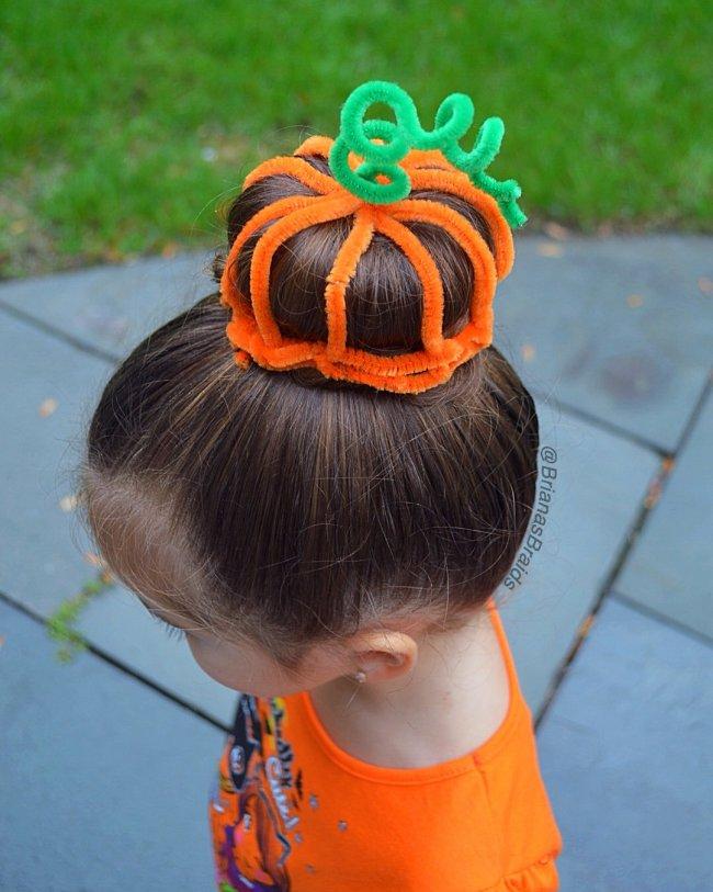 Fryzury Na Halloween Dla Dziewczynek Zwariowane Uczesania