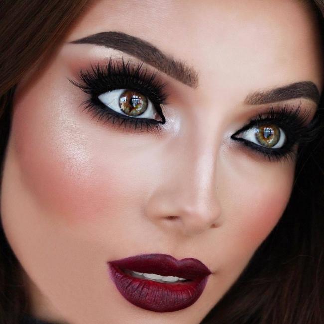 Makijaż Oczu Na Sylwestra 30 Kuszących Propozycji Na Imprezę