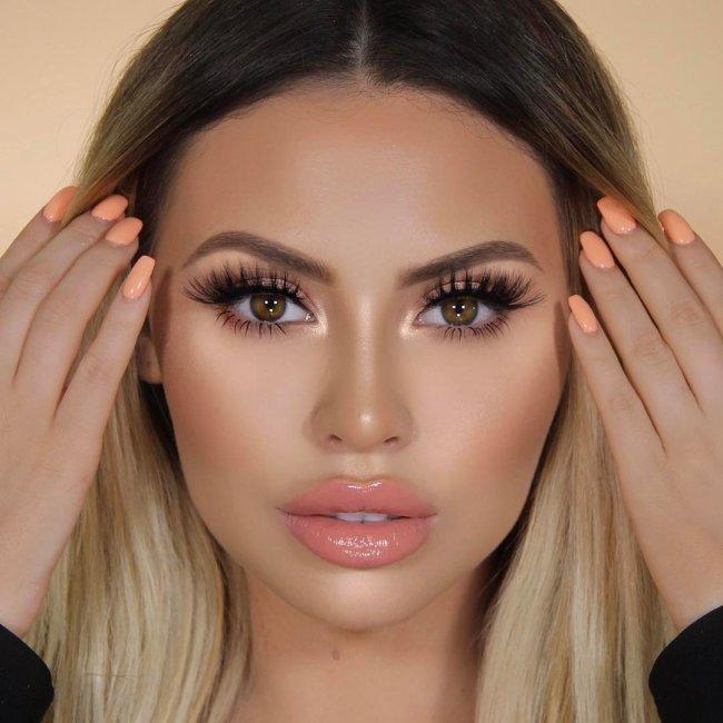 Wiosenne Trendy W Makijażu 2018 Nude Pastele Soczyste Usta