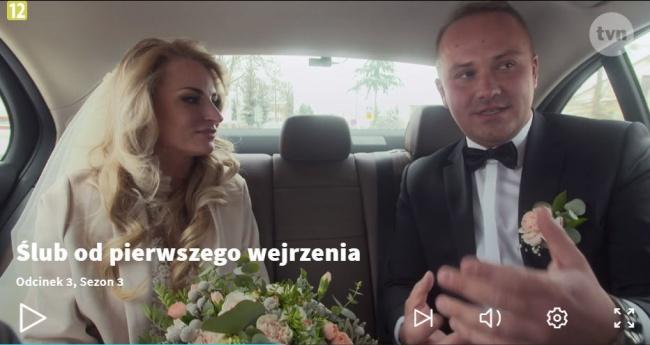 ślub Od Pierwszego Wejrzenia Adrian I Anita Bawili Się Na Weselu A