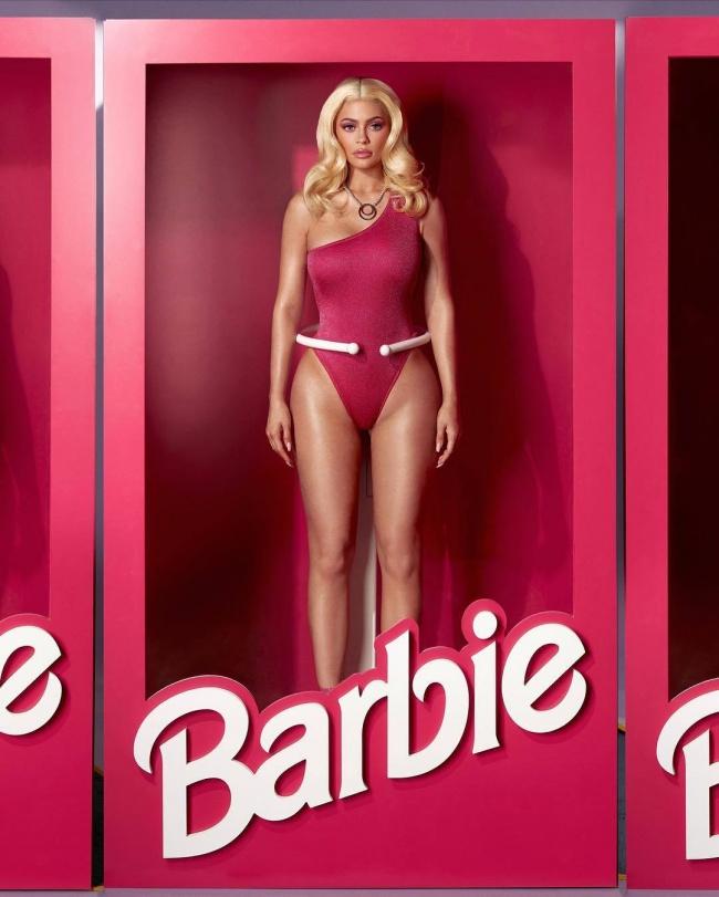 Kylie Jenner przebrała się za Barbie