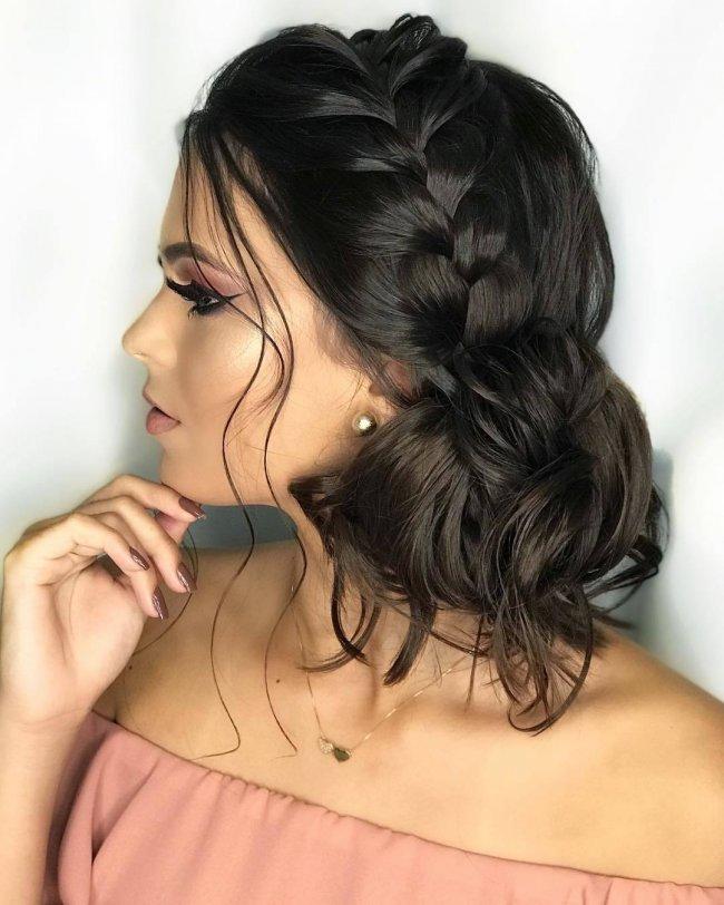 Fryzury Na Studniówkę 2019 Modne Upięcia Włosów Na Bal