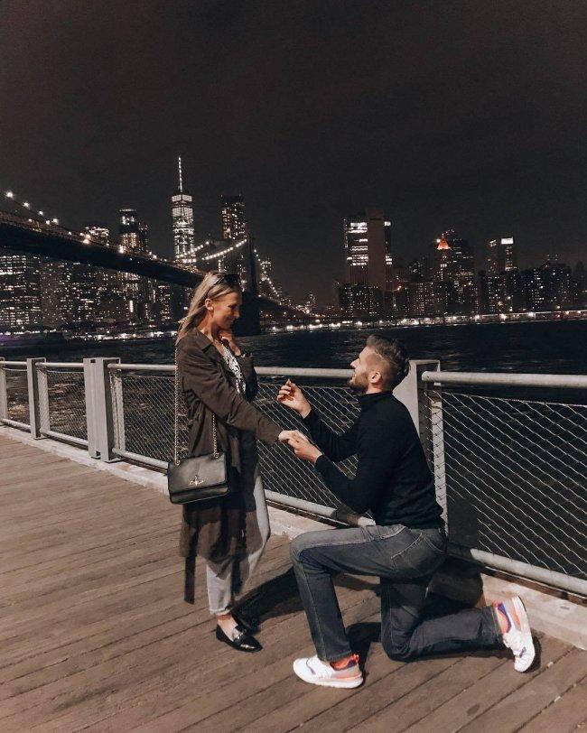 Tak wyglądały ich zaręczyny, a ślub?