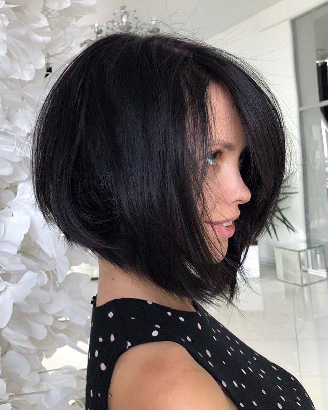 Fryzury średnie 2019 Najpiękniejsze Cięcia Włosów Do