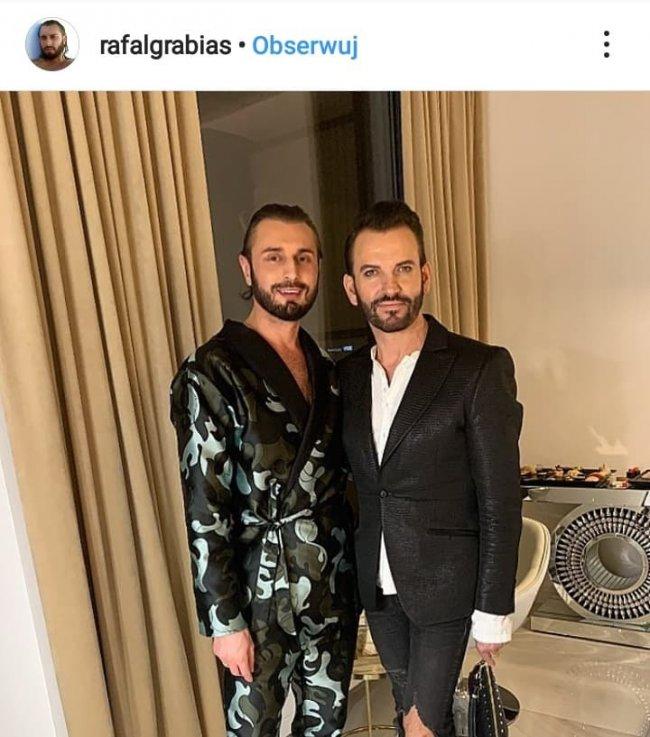Rafał i Gabriel to...