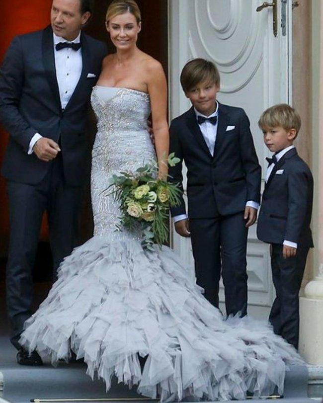 Małgorzata Rozenek pokazała niepublikowane zdjęcia ze ślubu i z wesela!