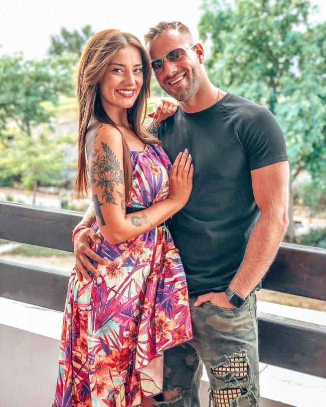 Franek i Marietta na pierwszym zdjęciu po opuszczeniu Love Island!