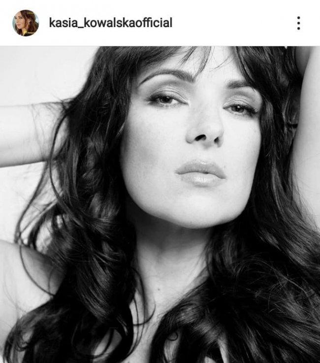 Kasia Kowalska przekazała przez swoje media społecznościowe..